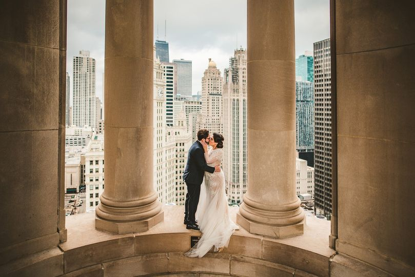 Londonhouse Rooftop Wedding