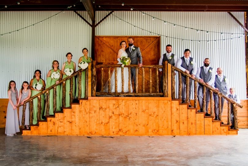 Painted Lakes Barn romance