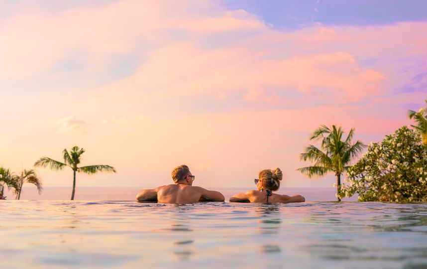 Tropical Honeymoons