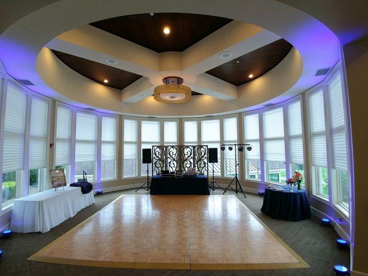 Tmx Lights Uplights 2 51 652304 V1 Charlotte, NC wedding dj