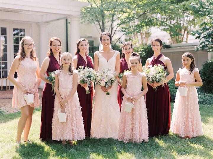 Tmx Klaire Dixius Photography Keswick Vineyards Charlottesville Virginia Wedding David Alyssa Wedding Party Family 106 51 113304 1571428261 Charlottesville, VA wedding planner