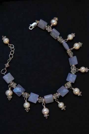 True Blue Bracelet ~ $51.00