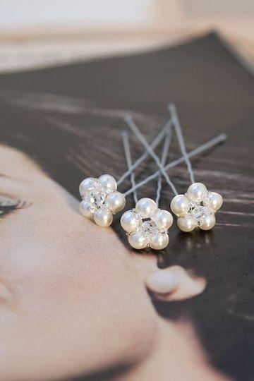 L-O-V-E Hair Pins ~ $21.00
