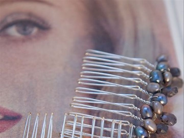 Tmx 1273536512041 PeacockHairCombs Cornelius wedding jewelry