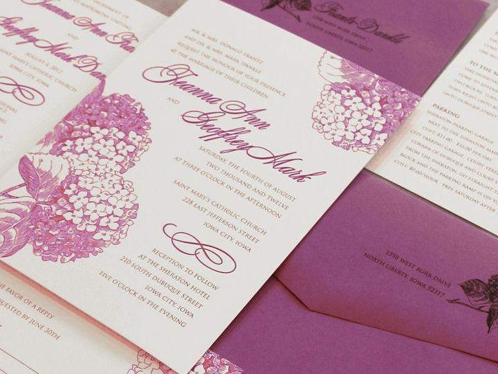 Tmx 1352840471030 Frantz Coralville wedding invitation