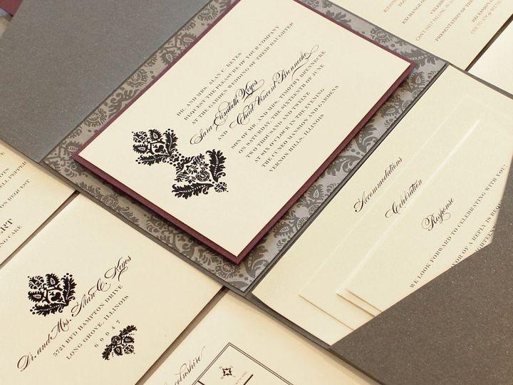 Tmx 1352840790260 Keyes Coralville wedding invitation