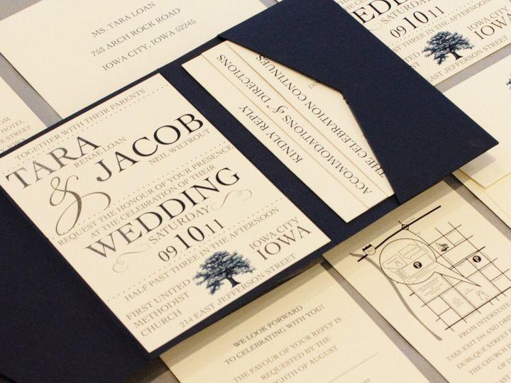 Tmx 1352840890961 Loan Coralville wedding invitation