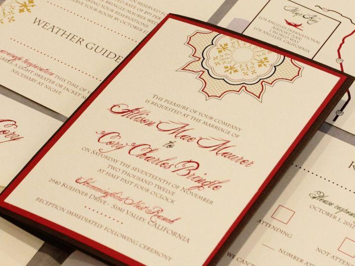 Tmx 1352840920846 Maurer Coralville wedding invitation