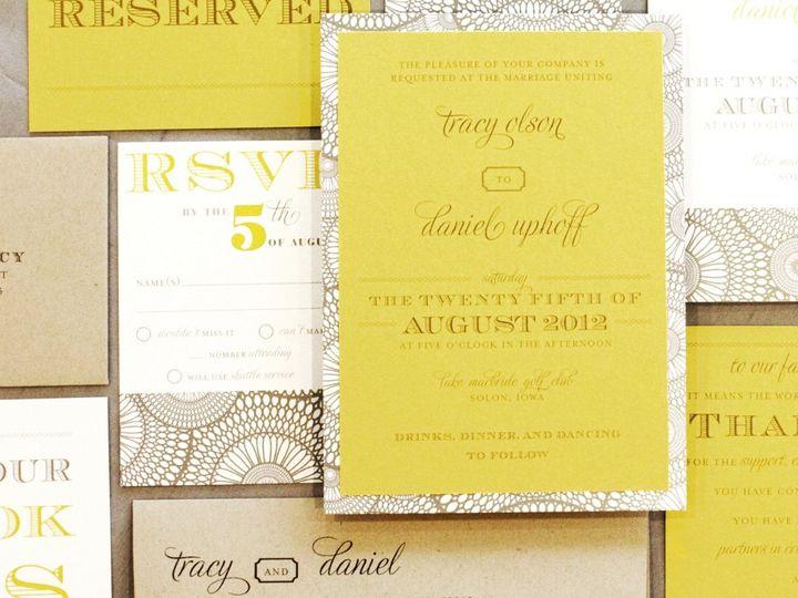 Tmx 1352841097791 Olson Coralville wedding invitation