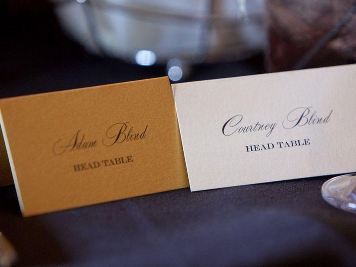 Tmx 1352841161333 Placecard Coralville wedding invitation