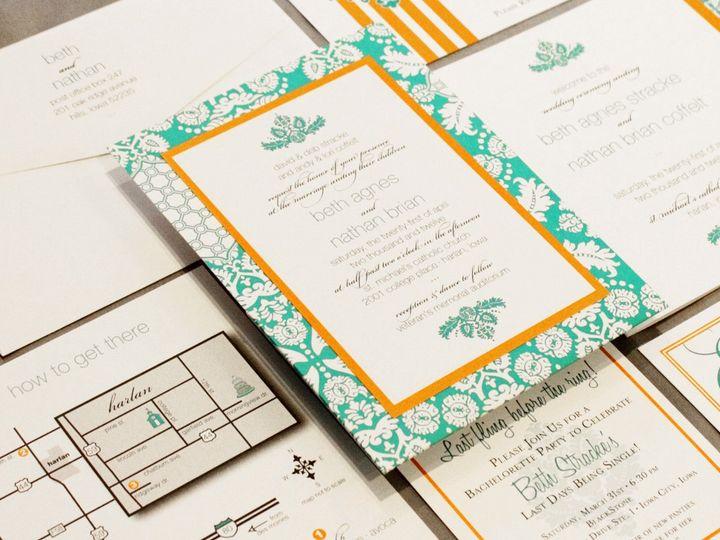 Tmx 1352841513910 Stracke Coralville wedding invitation