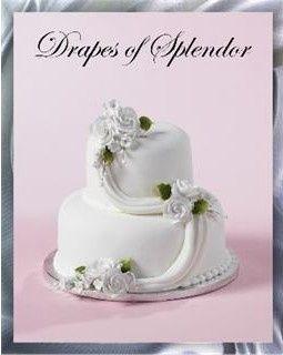 Tmx 1415119773505 Drapes Of Splendor 311x320 Edison, NJ wedding cake