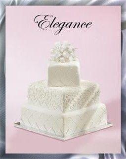 Tmx 1415119774948 Elegance 311x320 Edison, NJ wedding cake