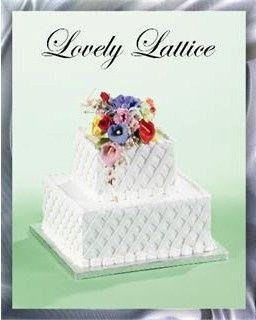 Tmx 1415119779141 Lovely Lattice 311x320 Edison, NJ wedding cake