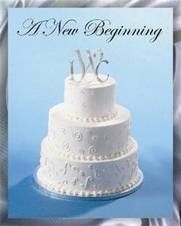 Tmx 1415119839196 A New Beginning 311x320 Edison, NJ wedding cake