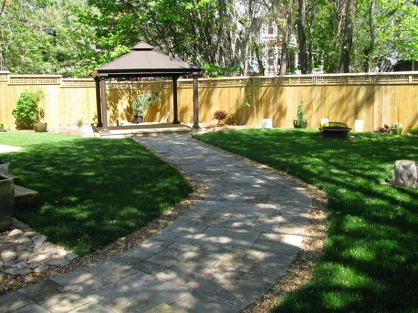 Beautifully landscaped yard is ideal for intimate outdoor weddings and receptions in the heart of...