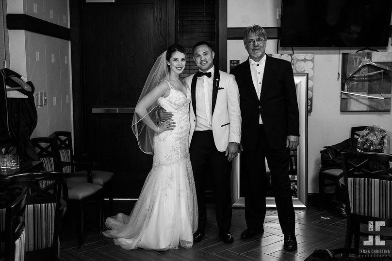 Black and white photo | Photographer- Jenna Christina Photography
