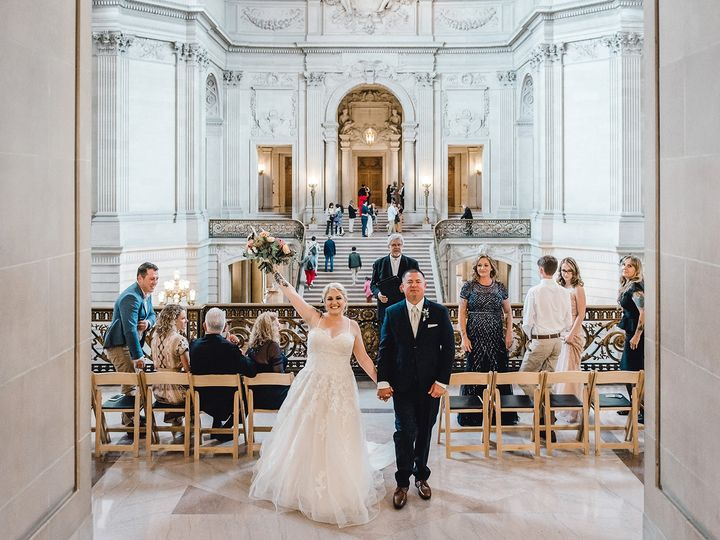 Tmx Wedding 09 2019 San Francisco City Hall 23 51 904304 157867949631095 Brentwood, CA wedding officiant