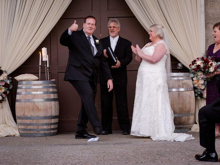Tmx Wedding 10 2019 Murrietas Well Jewish Glass Breaking 4 51 904304 157867982559730 Brentwood, CA wedding officiant