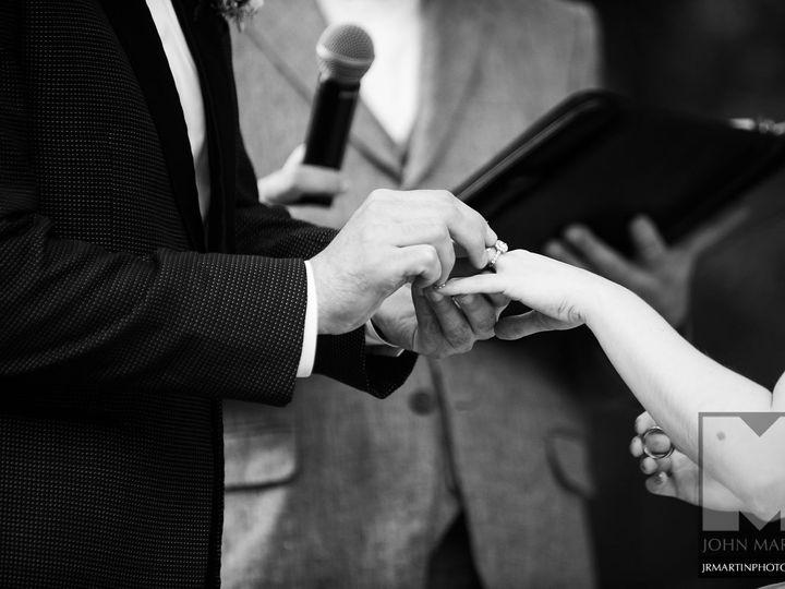 Tmx Wedding 11 2018 Faculty Club Bride Ring Bw 51 904304 157867996597196 Brentwood, CA wedding officiant