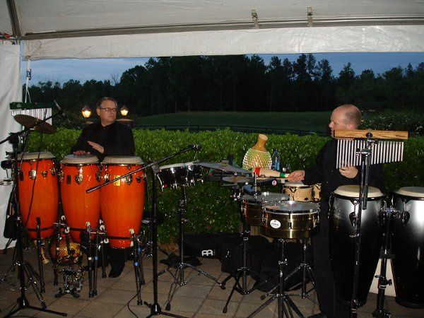 The only DJ company that provides percussionists with their services