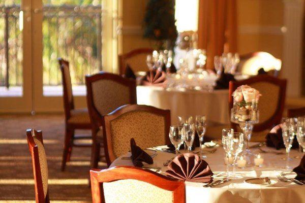 Weddings-Dining Room Tables Setup