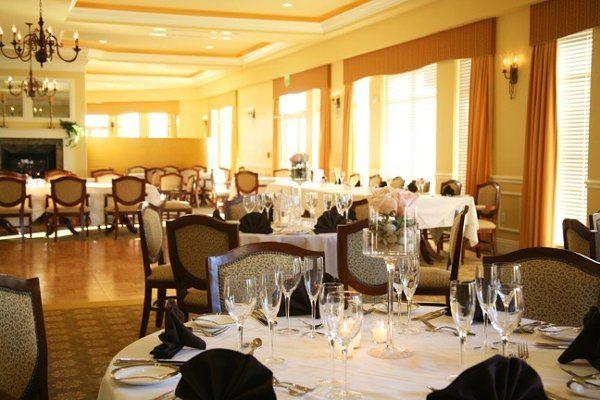 Plantation dining room-wedding reception