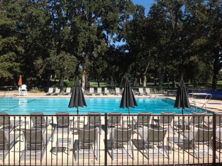 El Macero Country Club swimming pool