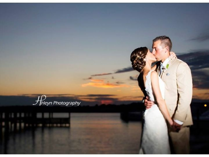 Tmx 1426795390348 Peragallo Sunset Point Pleasant Beach wedding venue
