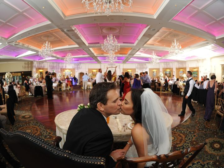 Tmx 1441917302255 21 Giannico Kissing 1 Point Pleasant Beach wedding venue
