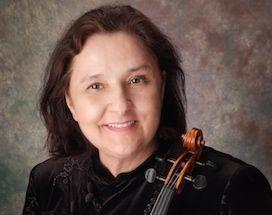 Barbara Lamb, violinist
