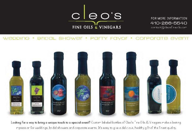 cleo custom label postcardpage