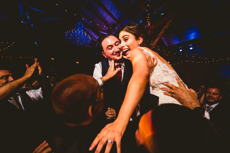 Middleburg Barn Wedding Photos