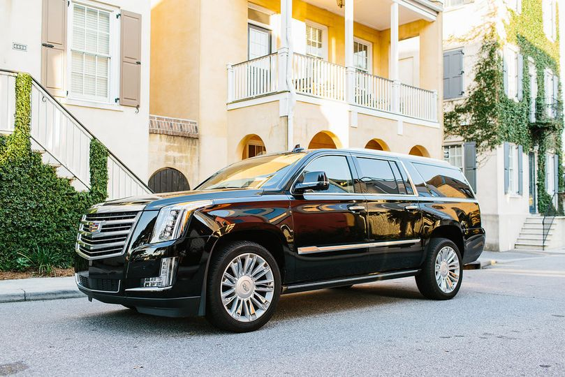 2017 Platinum Escalade luxury SUV
