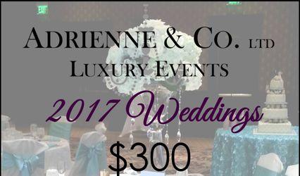 Adrienne & Co. Luxury Weddings 1
