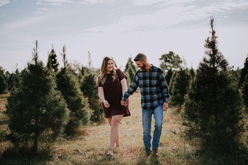 Christmas tree farm - Talbot Photo & Co.