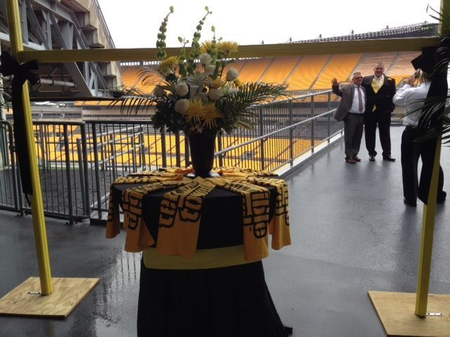Heinz Field, Concourse BPittsburgh PA