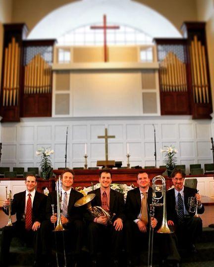 Stonegate Brass Quintet @ BUMC