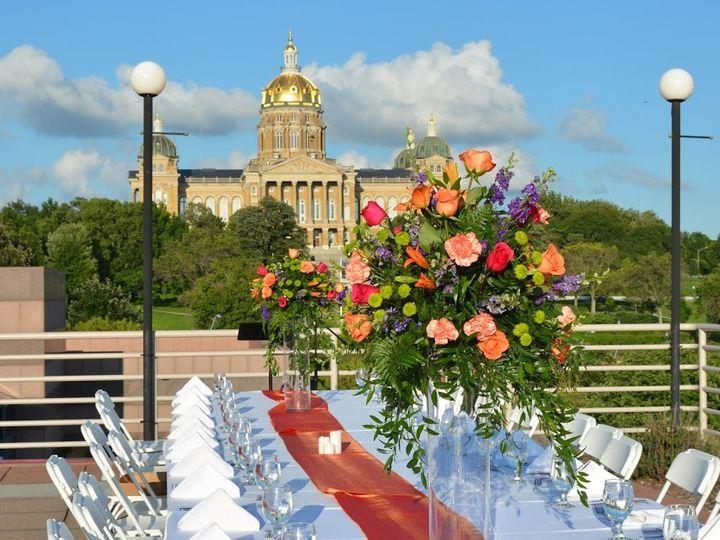 Tmx 1502994845500 Terrace Orange Des Moines wedding catering