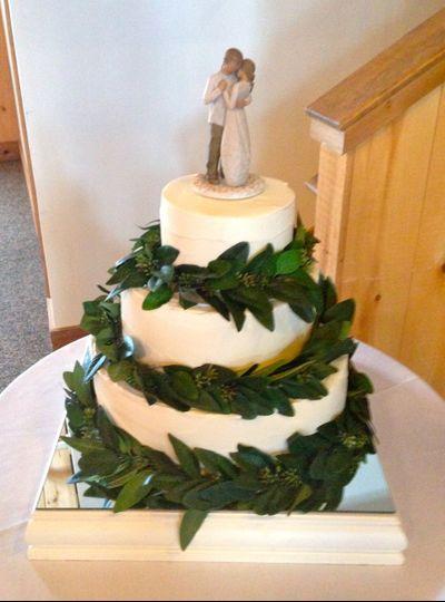 Mainely Dessert Wedding Cake Oakland Me Weddingwire