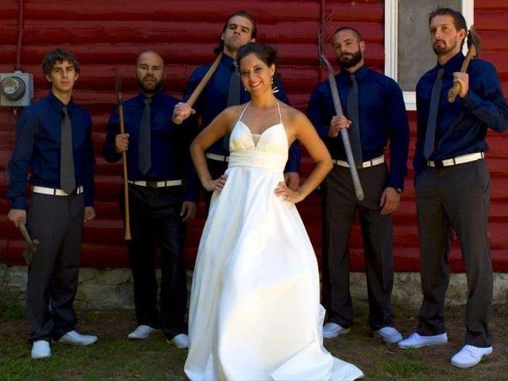 Tmx 1363647034548 Dresswboys Jersey City, New Jersey wedding dress