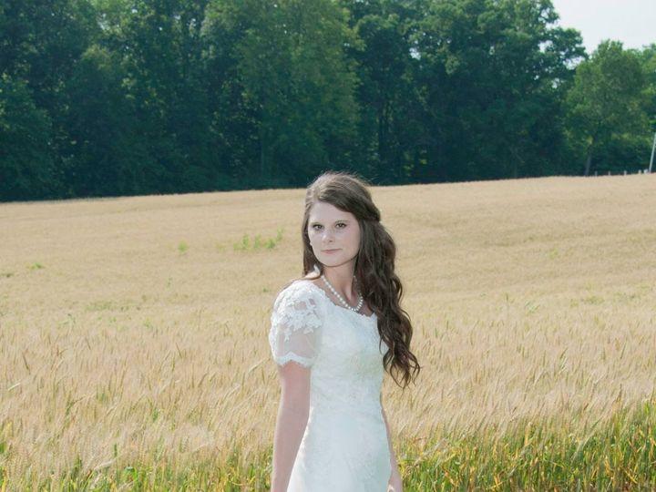 Tmx 1475353762416 Vintage Style Modest Lace Wedding Dress With Sleev Jersey City, New Jersey wedding dress