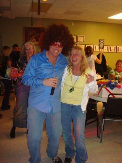 70's Birthday Party