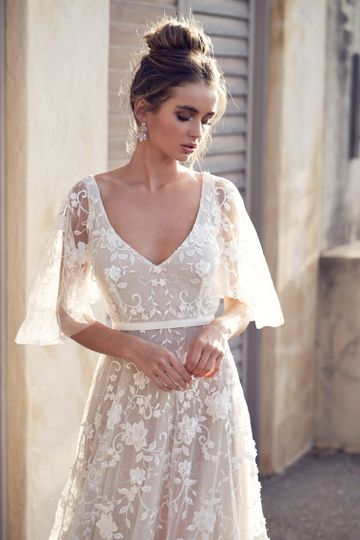 Amelie gown by Anna Campbell