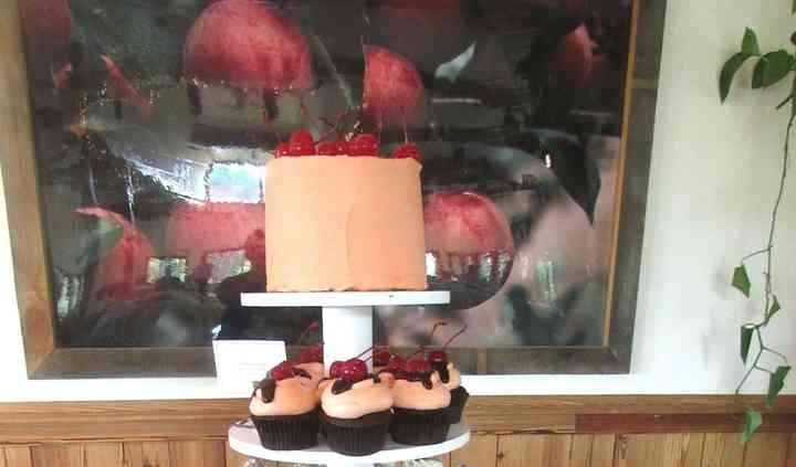 Dazzle Cupcakes