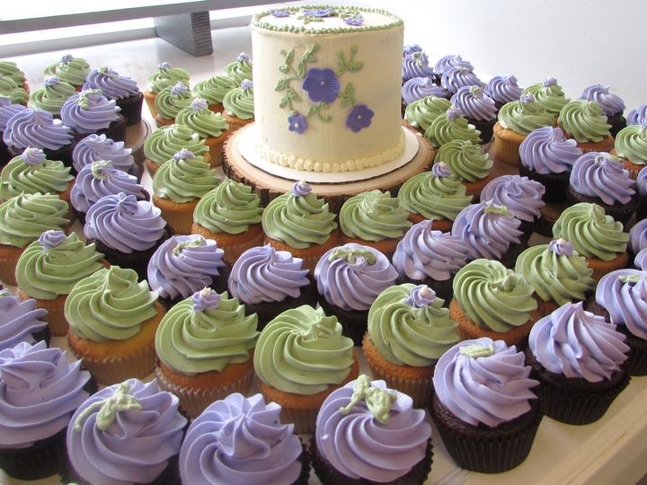 Tmx 1436999784382 Lilac And Green Wedding. Lebanon wedding cake