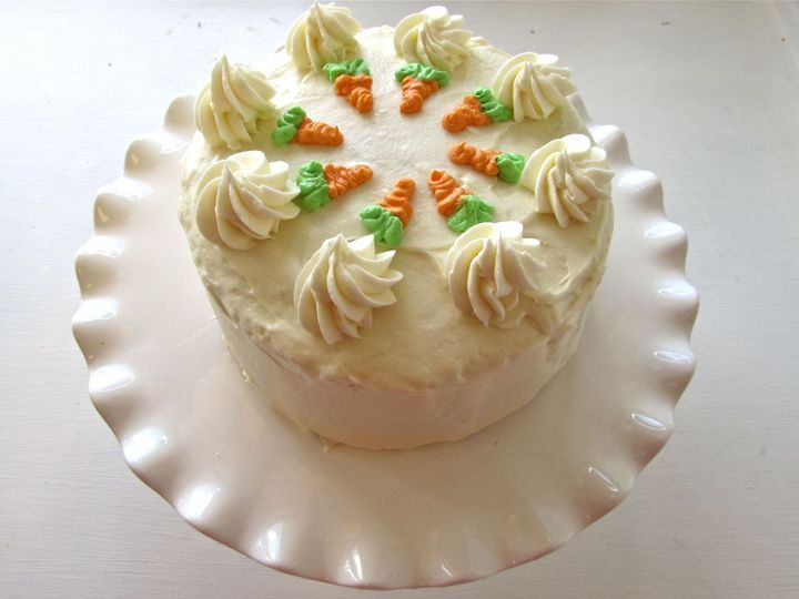 Tmx 1437000510809 Carrot Cake Lebanon wedding cake