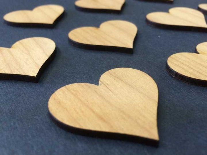 Tmx 1456252387950 Hearts2 Sheridan, IN wedding favor