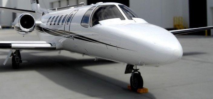 toy jet citation bravo