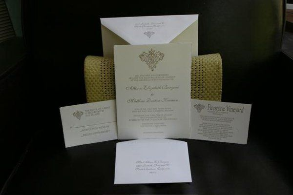 Tmx 1245882444640 IMG5047 Ventura wedding invitation